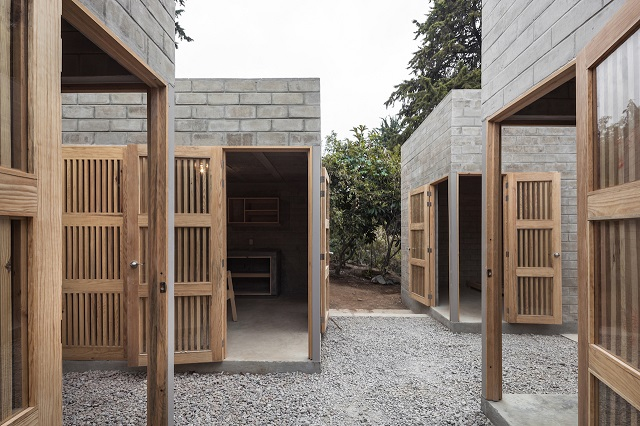 México: Casa Rosario - DOSA STUDIO + Rojkind Arquitectos