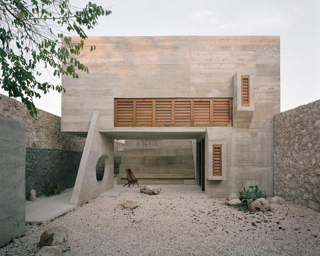 México: Casa Mérida - Ludwig Godefroy