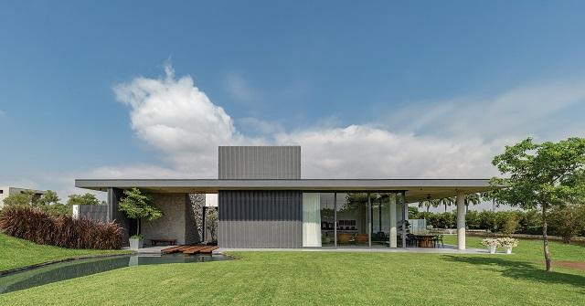 Ecuador: Casa 6M - Jannina Cabal & arquitectos