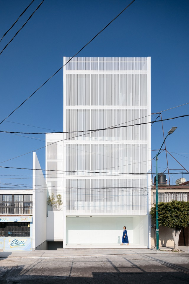 México: Torre Ai - HW Studio