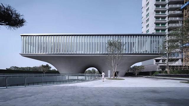 China: Centro Comunitario LAND - EID Architecture