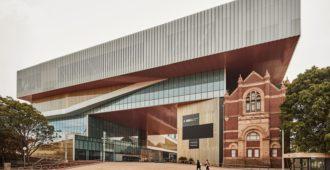 Western Australian Museum Boola Bardip - Hassell Architects + OMA