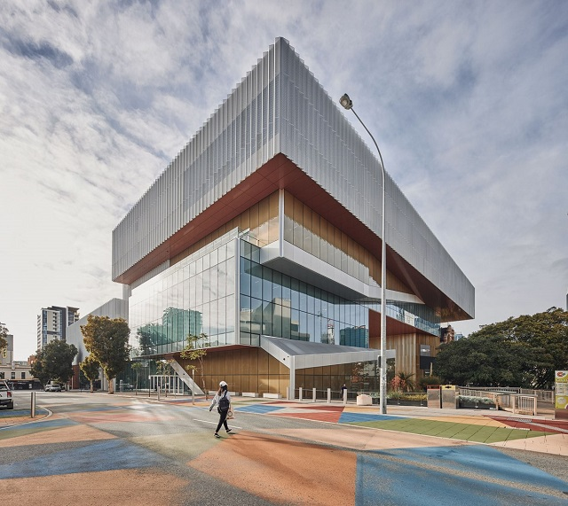 Western Australian Museum  - Hassell Architects + OMA