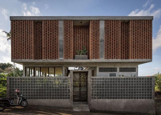 Indonesia: Hostal Uma Bulug - Biombo Architects