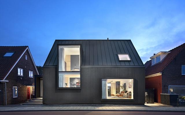 Paises Bajos: Casa Akerdijk - Arjen Reas Architects