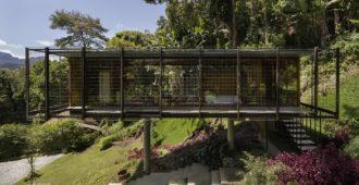 Brasil: Casa Elevada - Venta Arquitetos