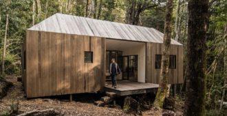 Chile: Refugio Impluvio - SAA Arquitectura + Territorio