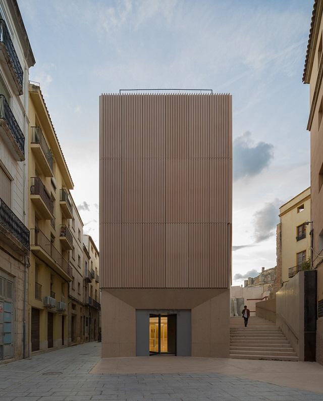 España: Juzgados de Tortosa - Camps Felip Arquitecturia