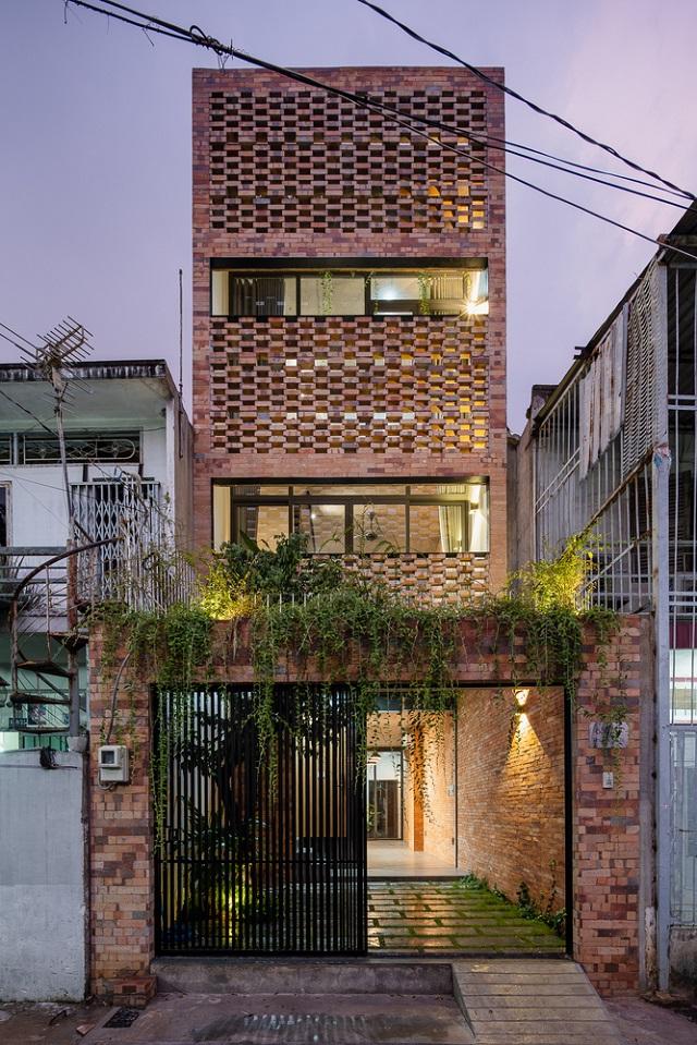 Vietnam: Casa P - T H I A Architecture