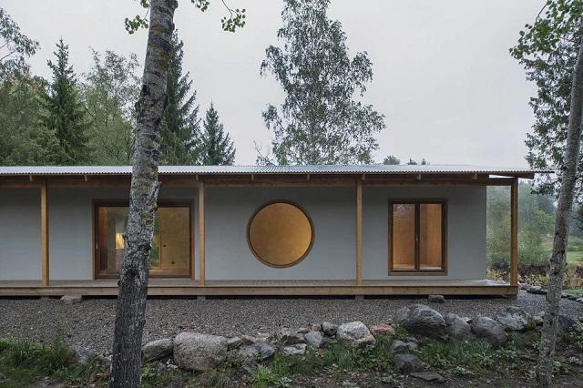 Suecia: Casa de verano - Norell/Rodhe
