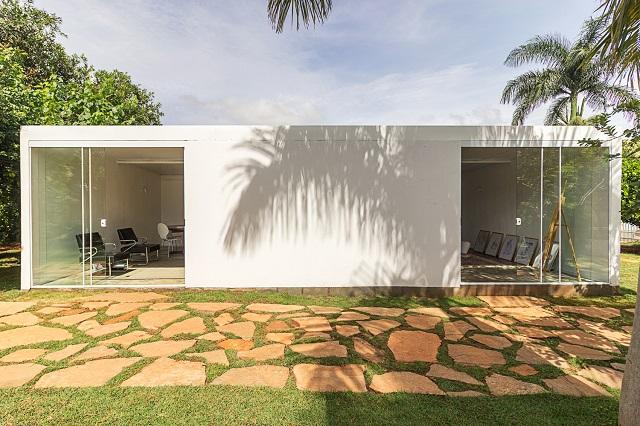 Brasil: Casas hermanas - Daher Jardim Arquitetura