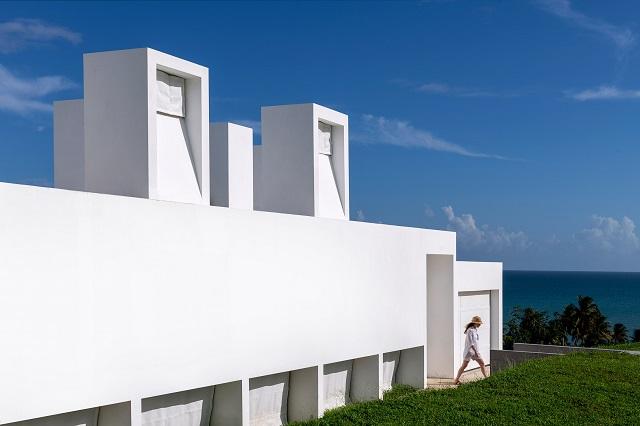 Puerto Rico: Casa flores - Fuster + Architects