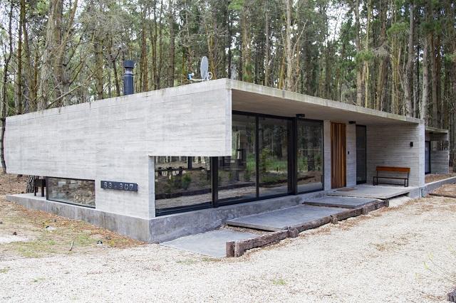 Argentina: Casa Castignani - Ebeca