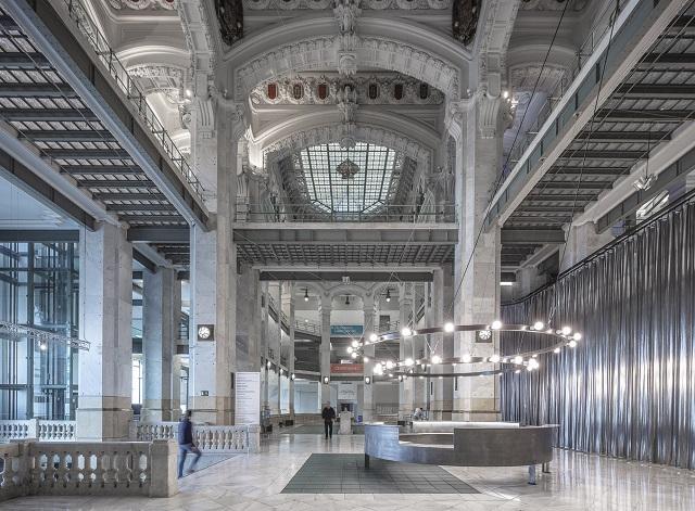 España: Renovación del acceso y recepción del espacio cultural CentroCentro, Palacio de Cibeles - Héctor Fernández Elorza