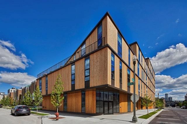 Estados Unidos: John R 2660, Detroit -  Lorcan O'Herlihy Architects (LOHA)