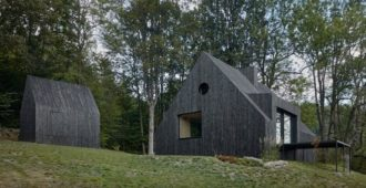 República Checa: Vivienda Pod Bukovou - Mjölk architekti