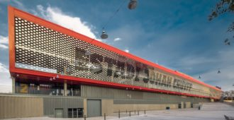 España: Estadio Johan Cruyff, Ciudad Deportiva Fútbol Club Barcelona - Batlle i Roig Arquitectura