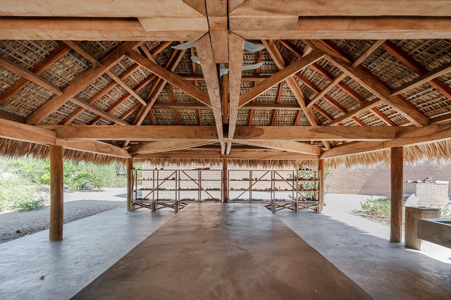 México > Clay Pavilion, en Puerto Escondido, Oaxaca, obra de Álvaro Siza Viera [Arquine]