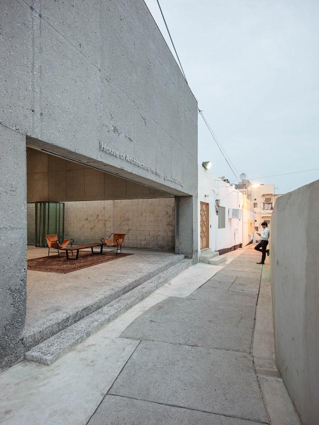 Reino de Baréin: Casa del Patrimonio Arquitectónico - Leopold Banchini Architects