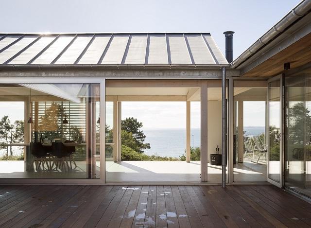 Dinamarca: Casa en Mols Hills - Lenschow & Pihlmann
