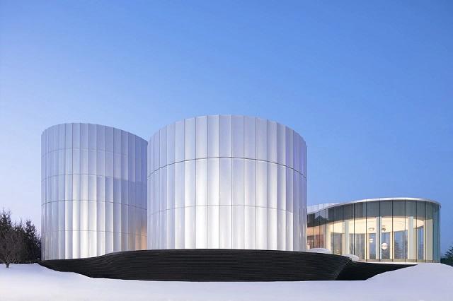 China: Yantai Experience Center - More Design Office