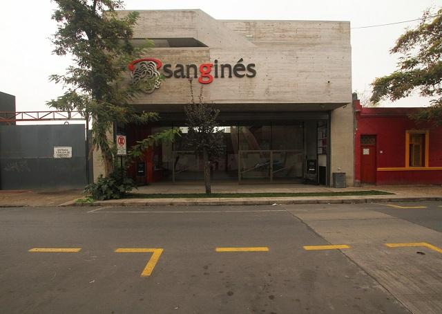 Chile: Centro Cultural San Ginés - Francisco Danus, Jose Macchi, Florencia Escudero, Cristián Boza Wilson