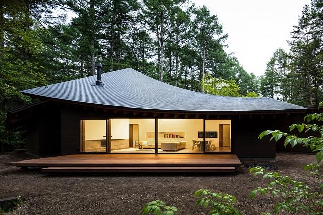 Japón: Casa de cuatro hojas - KIAS
