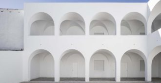España: Centro Parroquial en Porcuna - Pablo Millán
