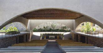 México: Santuario del Señor de Tula - Dellekamp / Schleich + AGENdA