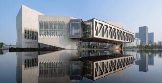 China: Escuela Tianjin Juilliard - Diller Scofidio + Renfro