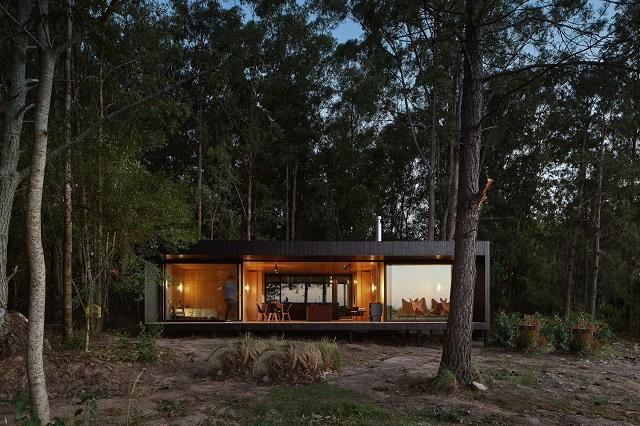 Uruguay: Casa ZGZ - iHouse estudio