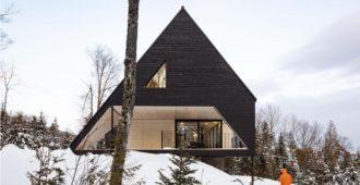 Canadá: Cabaña A - Bourgeois / Lechasseur architects