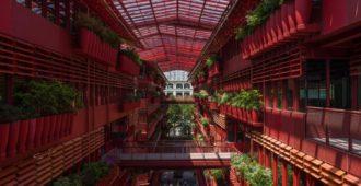 China: Edificio Henderson Cifi Tiandi - Ateliers Jean Nouvel