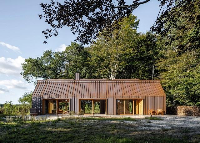 Dinamarca: La Casa del Autor - Sleth