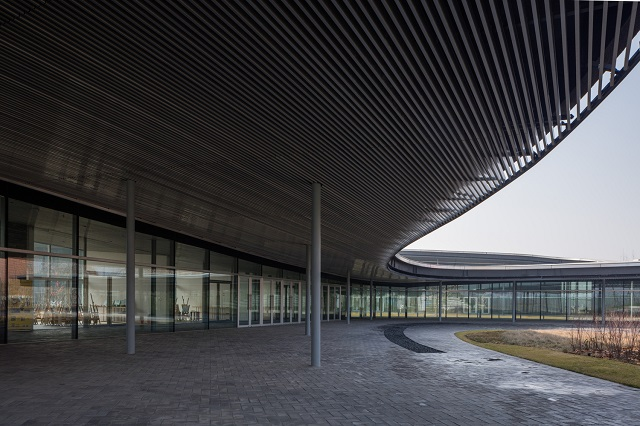 China: Museo de Arte Jining - Ryue Nishizawa