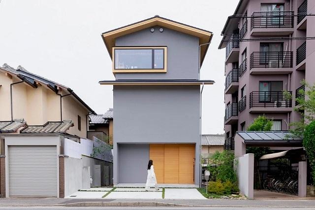 Japón: Casa Iwakura - ALTS Design Office