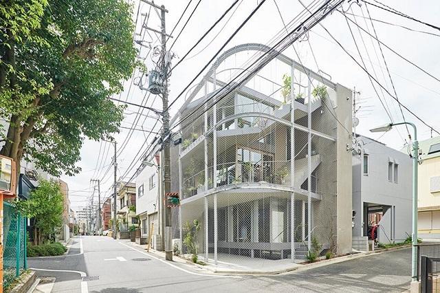 Japón: 'Weather House'- n o t architects studio