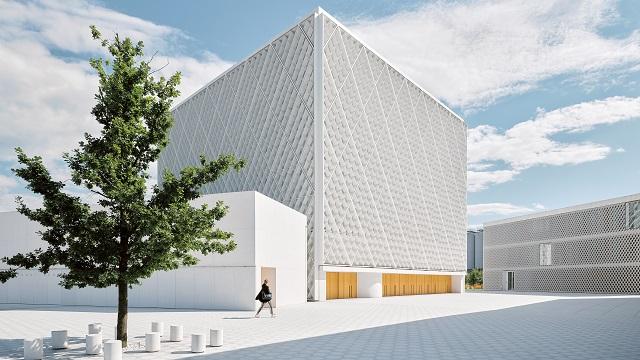 Eslovenia: Centro cultural islámico - Bevk Perović arhitekti