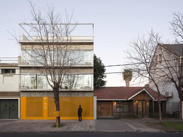 Argentina: Azara 891 - Centro Cero Estudio