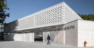 Portugal: Mercado Municipal de Famalicão - Rui Mendes Ribeiro