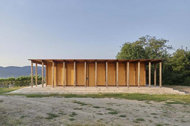 Suiza: Casa dell'Ape - Enrico Sassi