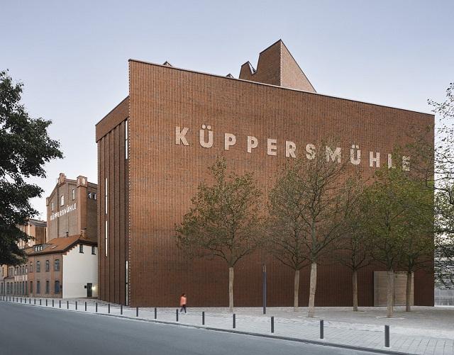 Alemania: Ampliación del MKM Museo Küppersmühle - Herzog & de Meuron