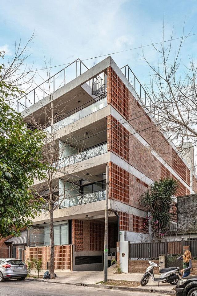 Argentina: Edificio de viviendas YPY 1731 - Arqtipo + Paola Castelnuovo