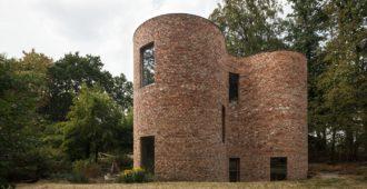 Bélgica: Casa gjG - BLAF Architecten