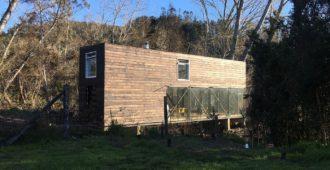 Chile: Casa Puente - Francisco Biskupovic Zimmermann